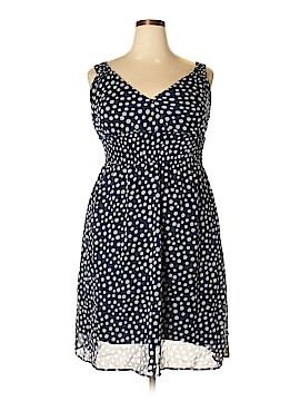 Mlle Gabrielle Casual Dress Size 1X (Plus)