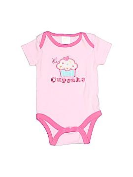 BabyGear Short Sleeve Onesie Size 0-3 mo