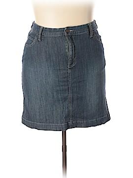 Merona Denim Skirt Size 16