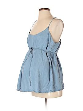 Wendy Bellissimo Sleeveless Blouse Size M (Maternity)