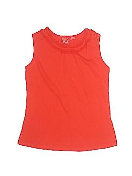 Wati Sleeveless Top Size 12