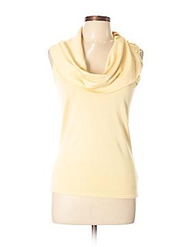 Dana Buchman Silk Pullover Sweater Size L