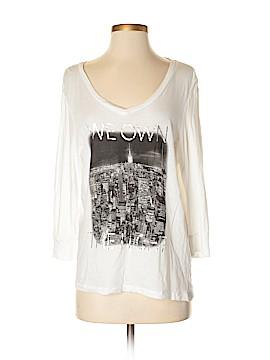 ABS Allen Schwartz 3/4 Sleeve T-Shirt Size S