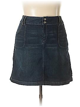 Fashion Bug Denim Skirt Size 20 (Plus)