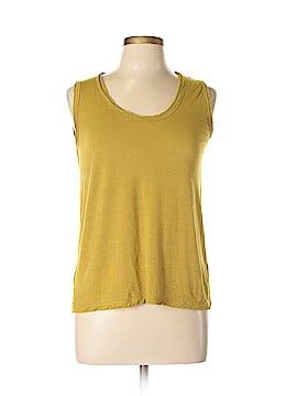 Longchamp Sleeveless T-Shirt Size M
