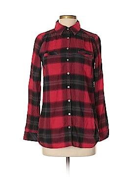 C&C California Long Sleeve Button-Down Shirt Size XS