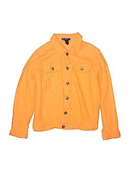Saint Tropez West Jacket Size 1X (Plus)