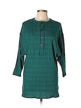 Carole Little 3/4 Sleeve Henley Size 8