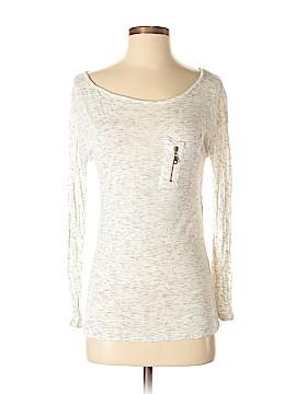 Zara Basic Long Sleeve T-Shirt Size S
