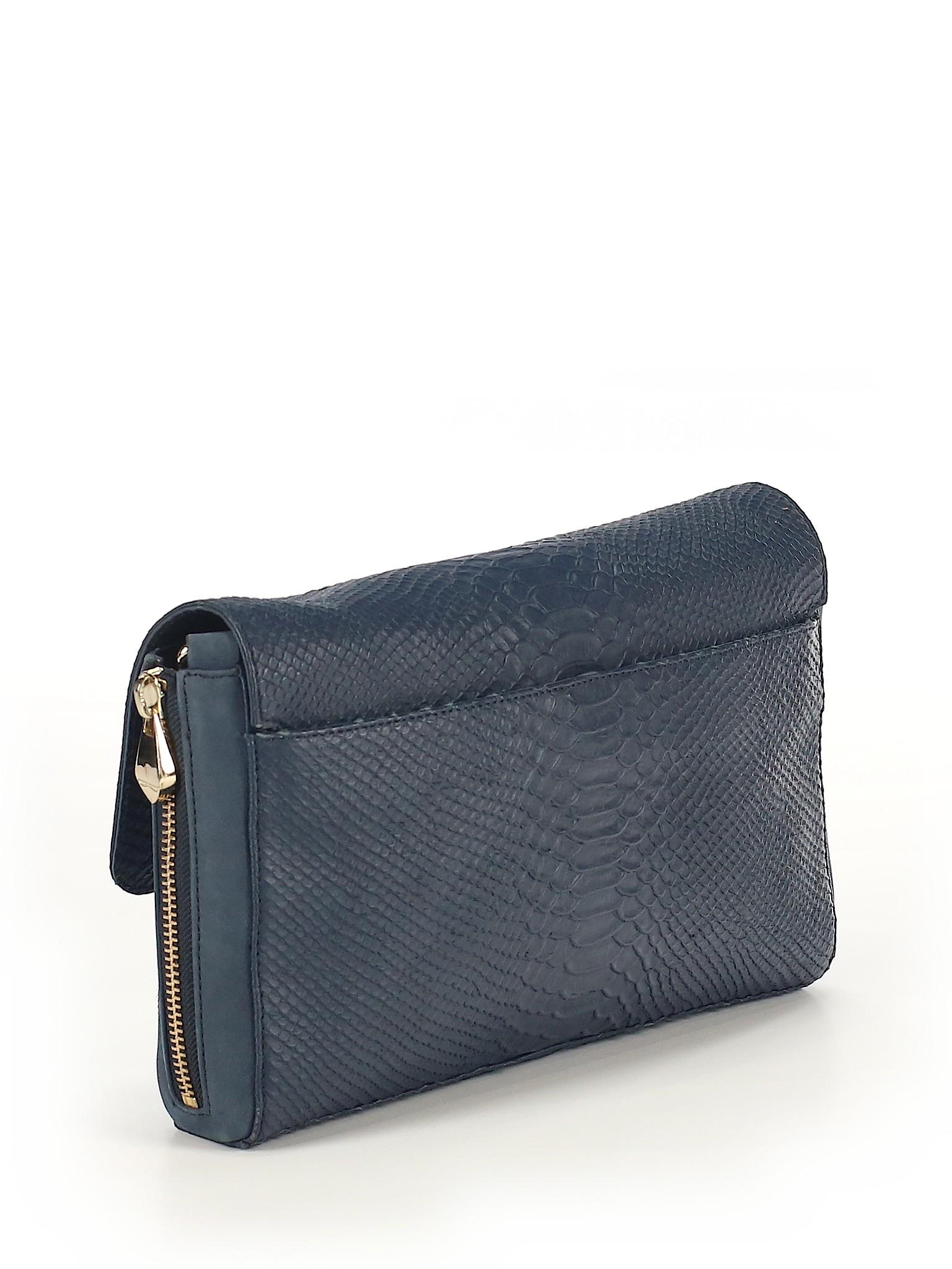 Pour La Victoire Solid Dark Blue Crossbody Bag One Size - 80% off ... b13a404c05168