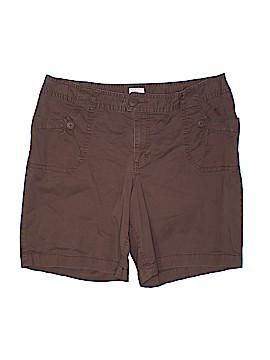 JMS Collection Khaki Shorts Size 18W (Plus)