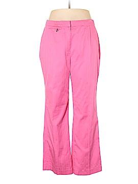 Worthington Casual Pants Size 18 (Plus)