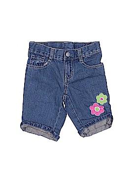 Gymboree Outlet Denim Shorts Size 4