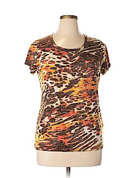 Chaus Short Sleeve T-Shirt Size XL