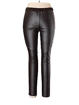 MICHAEL Michael Kors Faux Leather Pants Size L