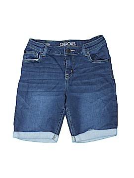 Cherokee Denim Shorts Size 12