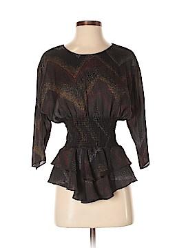 Parker 3/4 Sleeve Blouse Size XS