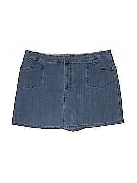 SONOMA life + style Denim Skirt Size 20 (Plus)