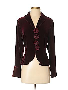 Spenser Jeremy Long Sleeve Silk Top Size 2