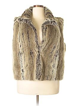 Lauren by Ralph Lauren Faux Fur Vest Size 2X (Plus)