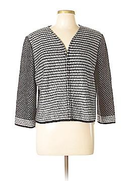 St. John Wool Cardigan Size 14