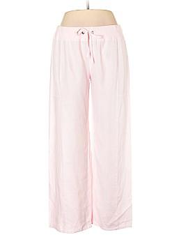 Eileen Fisher Linen Pants Size L (Petite)