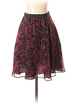 Carven Silk Skirt Size 34 (FR)