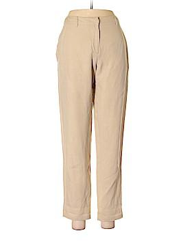 White + Warren Silk Pants Size 4