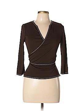 Max Studio 3/4 Sleeve Blouse Size M
