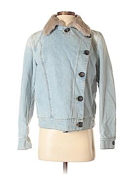 Max Mara Denim Jacket Size 4