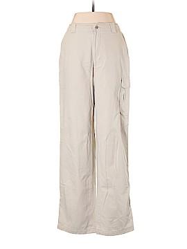 L.L.Bean Cargo Pants Size Med - Lg