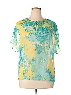 Lark Lane 3/4 Sleeve Blouse Size 16