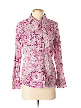 Ariat Long Sleeve Button-Down Shirt Size S