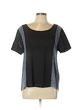 Wrap Short Sleeve Top Size 12