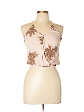 Vintage Havana Sleeveless Blouse Size L