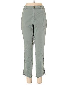 Lou & Grey Khakis Size 12