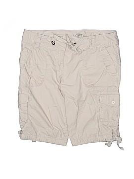 Ann Taylor LOFT Outlet Cargo Shorts Size 4