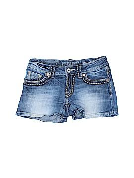 Miss Me Denim Shorts 27 Waist