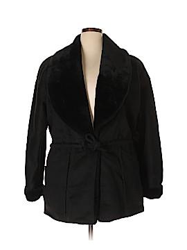 Portrait Wool Coat Size 10