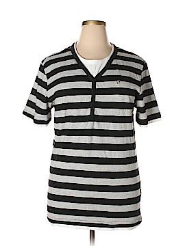 Hang Ten Short Sleeve Henley Size XL