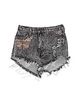 Vibrant M.I.U Denim Shorts Size M