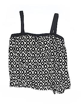 LE COVE Swimsuit Top Size 12