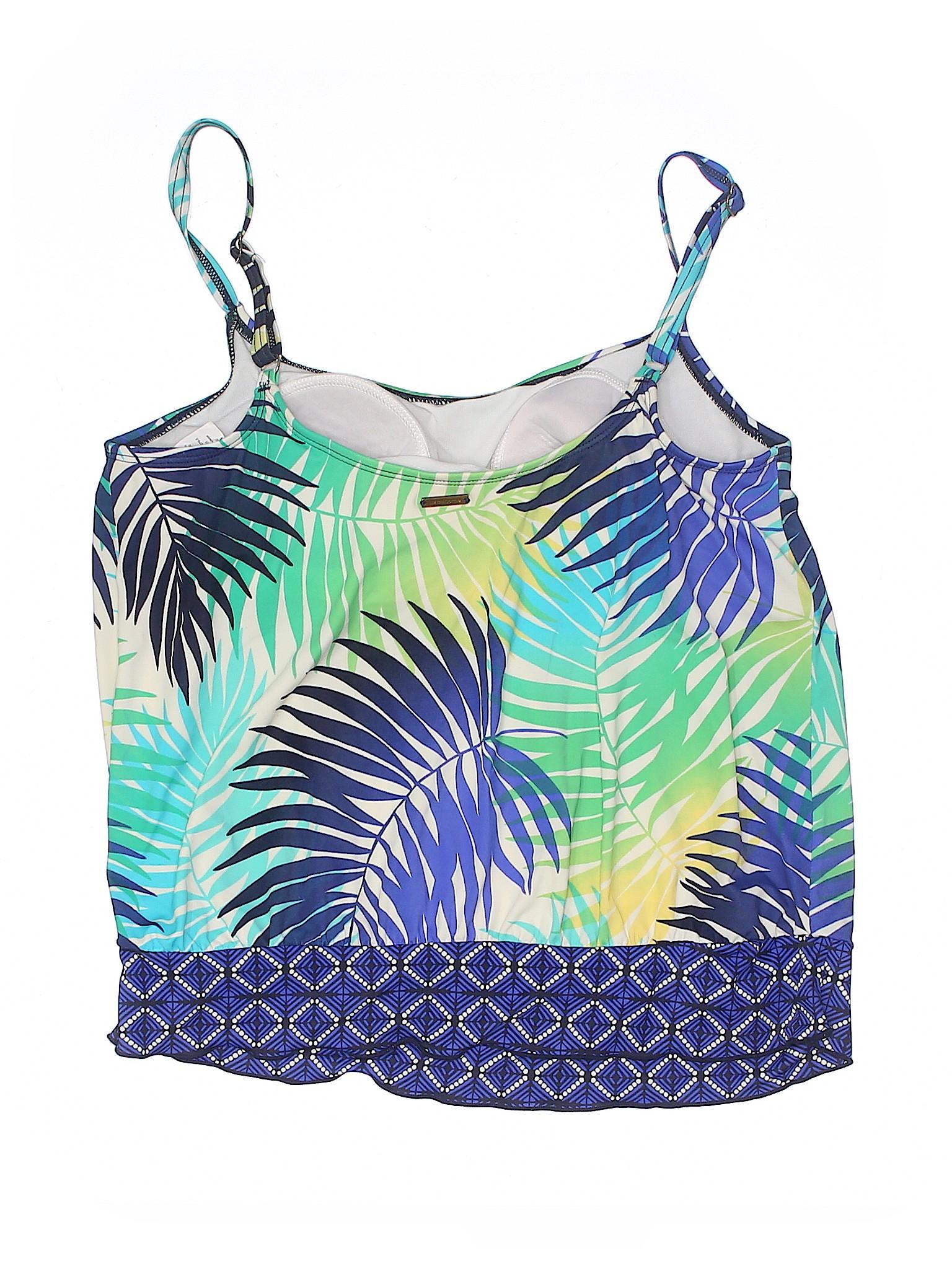 Boutique Liz Top Swimsuit Top Liz Claiborne Claiborne Boutique Swimsuit Boutique Liz X7qC6w7