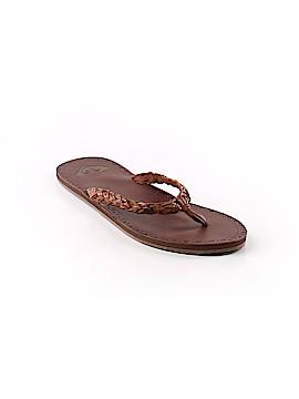 Roxy Flip Flops Size 10