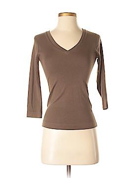 Three Dots 3/4 Sleeve T-Shirt Size XS
