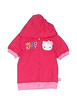 Hello Kitty Short Sleeve T-Shirt Size 6 - 6X