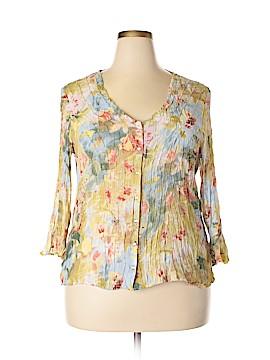 Bellissimo 3/4 Sleeve Blouse Size XS