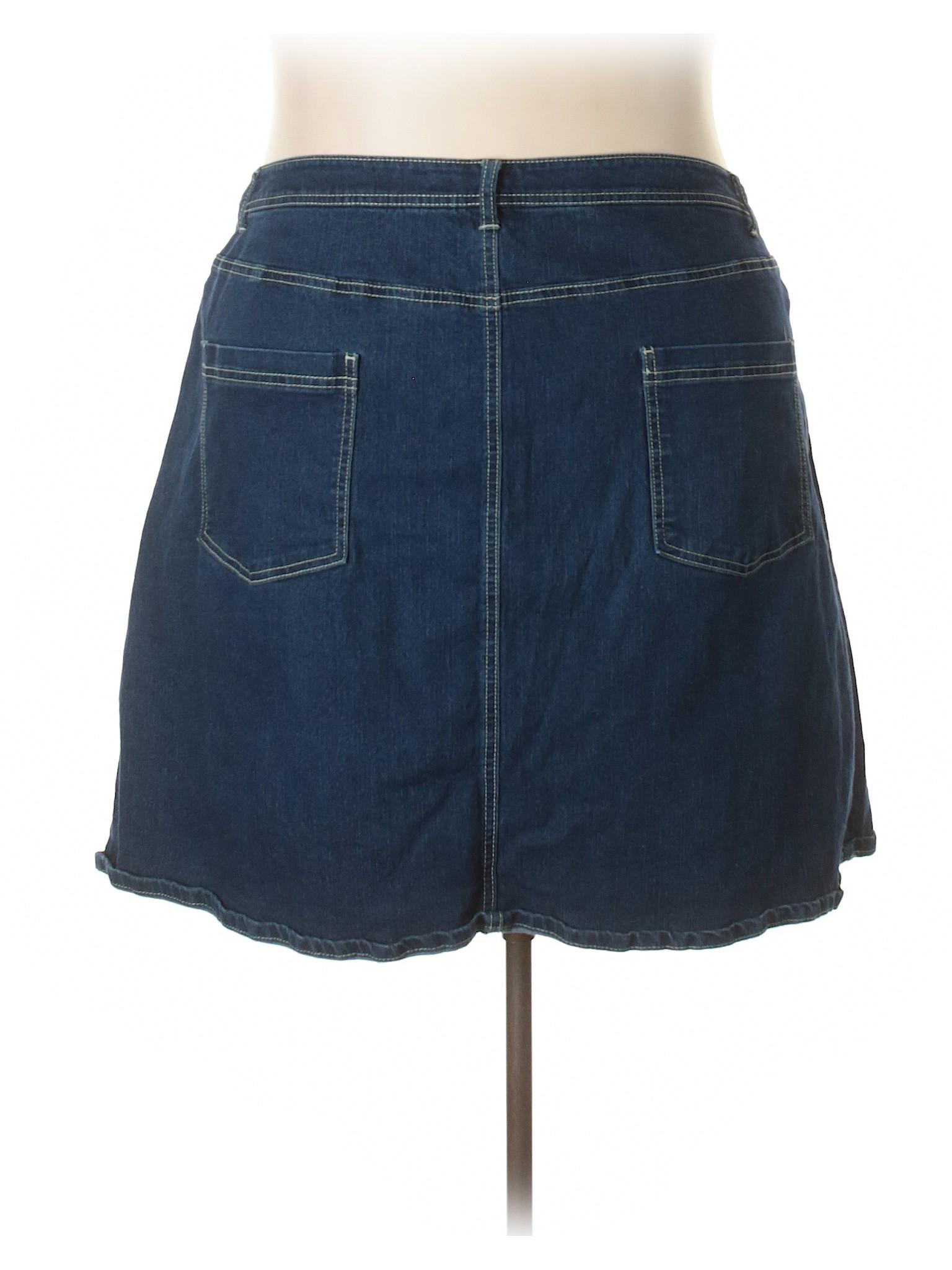 Skirt Denim Denim Boutique Boutique Denim Skirt Skirt Boutique fTwHWdq