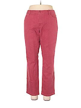 Ann Taylor LOFT Jeans Size 18 (Plus)