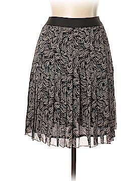 Nine West Silk Skirt Size 8